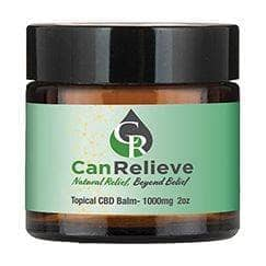 CanRelieve - All Natural CBD Oil & CBD Hemp Products